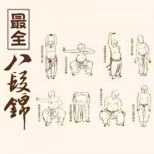 健身气功《八段锦》视频学习课程大全